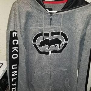 Mens Hoodie Sweatshirt by ECKO